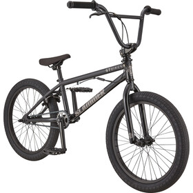 GT Bicycles Slammer, matt/glossy black fade